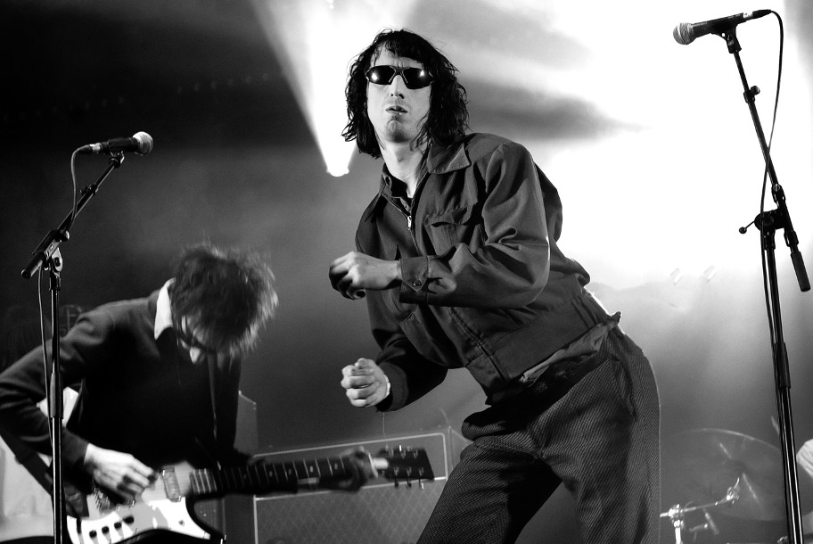 <H2>Fat White Family</H2><H5>Paris, Rock en Seine